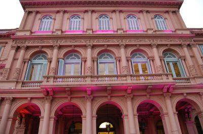 Casa Rosa e o exemplo da arquitetura antiga